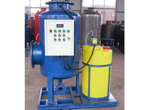全程物化水处理设备